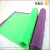 Embossing Private Label Soft Memory TPE Yoga Mousse Mats