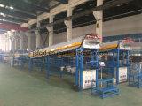 Hochgeschwindigkeitskupferlegierung-Draht Annealer Zinn-Maschinerie