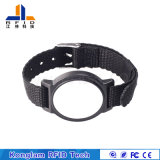 Wristband impermeável do nylon RFID para pacotes do aeroporto