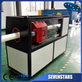Plástico Sevenstars PE máquina de extrusión de tubo PPR / Línea