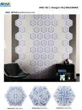 Hexagon-Porzellan Wall&Floor Fliese Mskss002