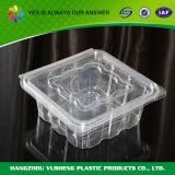 Freie transparente Plastikwegwerfbehälter