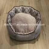 형식 애완 동물 공급 호화스러운 두 배 이용된 애완 동물 침구 개 소파 베드