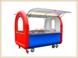 Ys-Bho230 Hot Dog Cart Cartables pour animaux mobiles