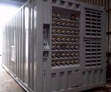 avec l'engine de 750kVA/600kw Perkins type actionné groupe électrogène de conteneur diesel