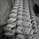 China-heißer Verkaufs-Kettenlink-Zaun auf Verkauf