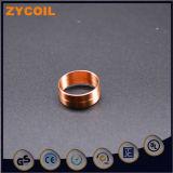 Imán el cable de cobre bobinado de la bobina de aire