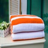 Baño del algodón/toalla de playa eliminados de secado rápido promocionales