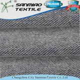 Tessuto dei pantaloni del Terry lavorati a maglia indaco dei bambini propensi del denim