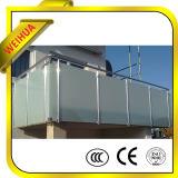 Verre feuilleté de sûreté pour des balcons