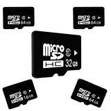 Carte mémoire flash Micro SD de classe 1-64 Go avec logo bricolage