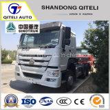 371HP 420HP Sinotruk HOWO 6*4 тягача головки блока цилиндров погрузчика на тракторе