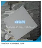40*40cm протягиванная холстина для картины и чертежа