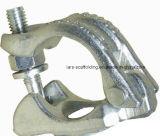 BS1139 schmiedete Baugerüst-halber Koppler-einzelne Schelle