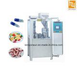 Máquina de enchimento padrão da cápsula de Njp-1200c PBF