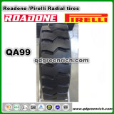 Harde Mijnbouw 1100r20 12.00r20 1200r20 van de Band 11.00r20 van Pirelli van Roadone de Radiale QA99 Ruw van de Band van de Vrachtwagen van de Weg voor de Op zwaar werk berekende Super Banden Van uitstekende kwaliteit van de Vrachtwagen