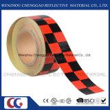 De uitstekende kwaliteit Aangepaste Weerspiegelende Band van de Kegel van het Verkeer van pvc (c3500-g)