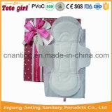 綿の感じのPanty柔らかいはさみ金、Unscented Pantyはさみ金のパッド