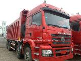 M3000 8X4 덤프 트럭 각자 선적 트럭