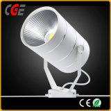 Les feux de piste 20W/30W/40W Voie lumière LED Spotlight pour les magasins de tissu par30
