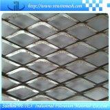 Edelstahl erweiterter Maschendraht verwendet im Gleis