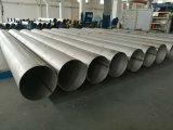 A249 TP304L141.3mm de diamètre extérieur de tuyaux en acier inoxydable soudés pour échangeur de chaleur