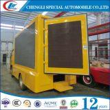 販売のための良質屋外LEDの移動式広告のトラック