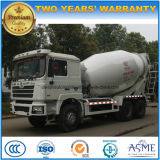 Shacman 3 Axles 10 Cubic Meter Ciment Mixer Truck