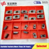 La alta calidad CNC de carburo inserciones para herramientas de corte