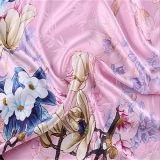 女性のためのDress Fabric 22mmの伸張のジャカード絹