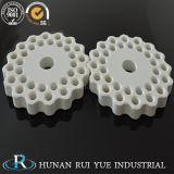 Alta resistencia al calor de piezas de cerámica cordierita