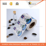 Vinilo de impresión de etiquetas de vinilo etiqueta impresa digital de etiquetas