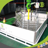 Open het Werpen van het Roestvrij staal van de Apparatuur van Pigging van de pijpleiding Krat voor Verkoop