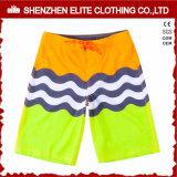 Upf50+ Plus la taille des garçons spandex polyester nager Shorts fournisseurs (ELTBSJ-225)