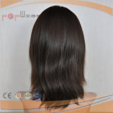 Freie brasilianische Haar-Spitze-Trennperücke (PPG-l-0301)