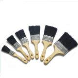 Pinceau professionnel avec le traitement en plastique de couleur (GMPB016)