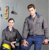 Procès uniforme de travail industriel d'ouvrier de personnel de vente en gros de bonne qualité et uniforme d'ouvrier de procès et de mécanicien d'ouvrier