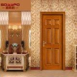 Fabricación de madera interior clásica india de la puerta del sitio (GSP2-015)