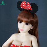 seins Jl100-02 de poupée réaliste de sexe de poupées de sexe de 100cm (3FT3) grands