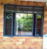 Окно горячего типа Австралии сбывания алюминиевое