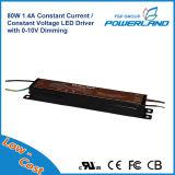 5 anos de excitador atual constante do diodo emissor de luz da garantia 80W 1.4A Dimmable