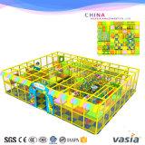مزح تصميم جديدة داخليّة ملعب [ترمبولين] [أموسمنت برك] من الصين [منوفكتثررفس1-160105-122-29]
