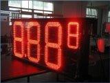 Signalisation de prix de la station-service LED à l'extérieur