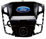 OE-Fit Auto DVD pour Ford Focus 2012-2015 avec Bt GPS SWC Can Bus System Radio ISDB iPod