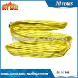 Imbracatura rotonda infinita tessuta materiale diplomata Ce di prezzi di fabbrica del poliestere per alzare