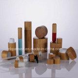 Série de bambu vaso loção boião de creme para embalagem de cosméticos (PPC-BS-075)