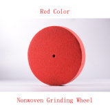 "14 ""X1"" 9p PU Polishing Pad Roll Broyeur Abrasive Non Woven Polishing"