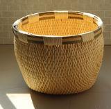 최신 인기 상품과 Promonation Handmade 자연적인 버드나무 바구니 (BC-ST1285)