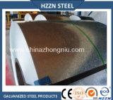 熱いすくいの電流を通された波形の鋼板