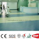 En el interior piso vinílico de color sólido piso de la esponja de la Escuela de Salud Hospital Mr4002